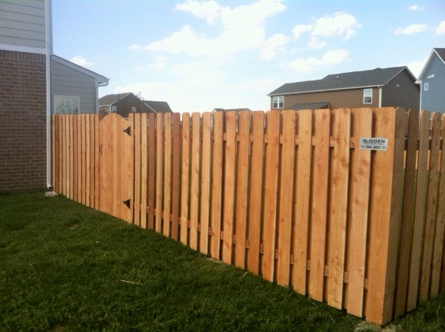 Wood Fence Design Fence pictures glidden fence company inc western workwithnaturefo